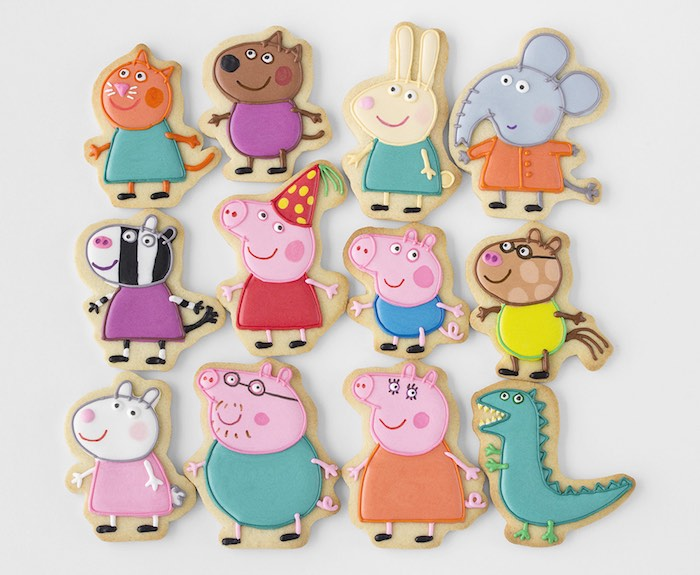 Peppa-George-Pig-Birthday-Party-via-Karas-Party-Ideas-KarasPartyIdeas.com13